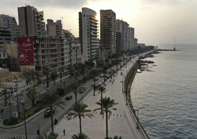 Lübnan'da koronavirüs etkisi