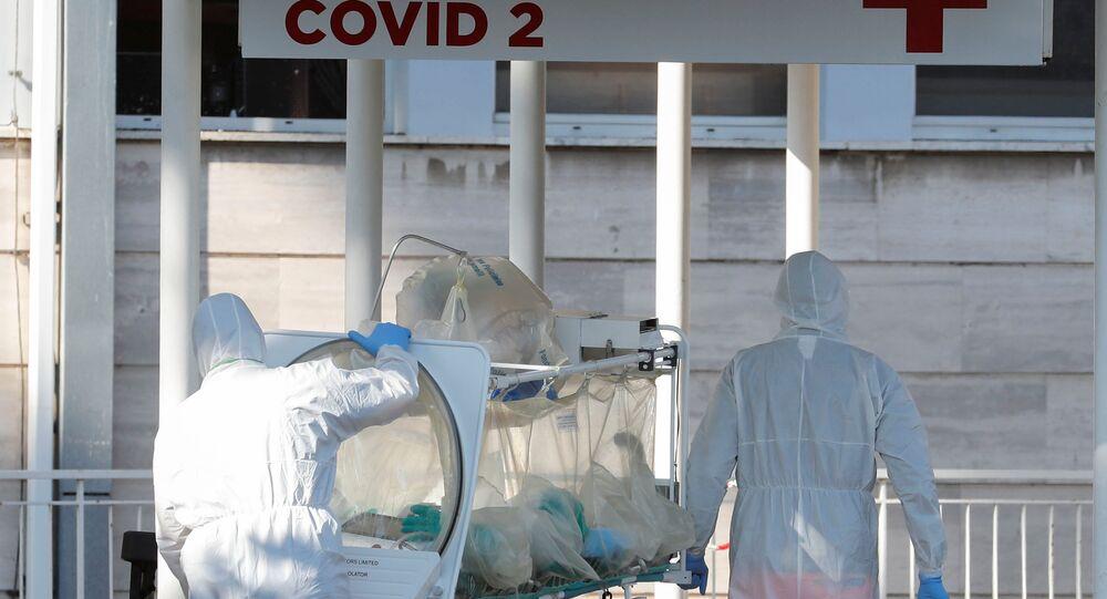 İtalya'da koronavirüs
