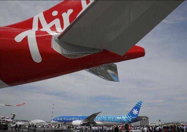 Boeing 787-9 Dreamliner of Air Tahiti Nui