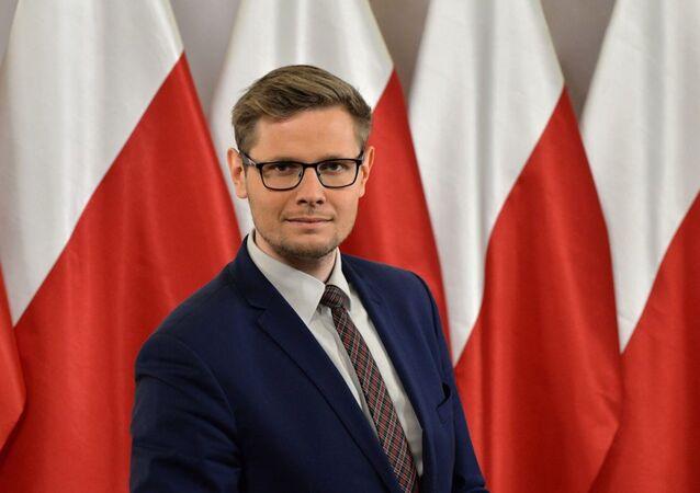 Polonya Çevre Bakanı Michal Wos