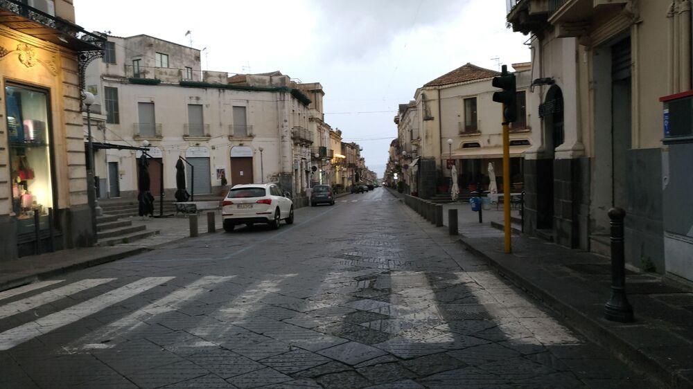 Sicilya'da karantin