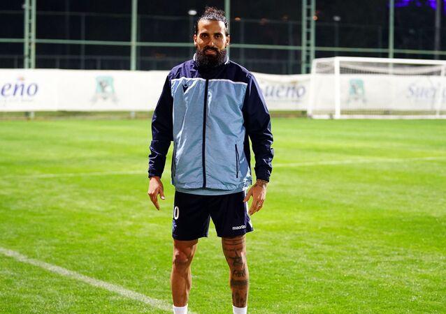 Adana Demirspor Kaptanı Erkan Zengin
