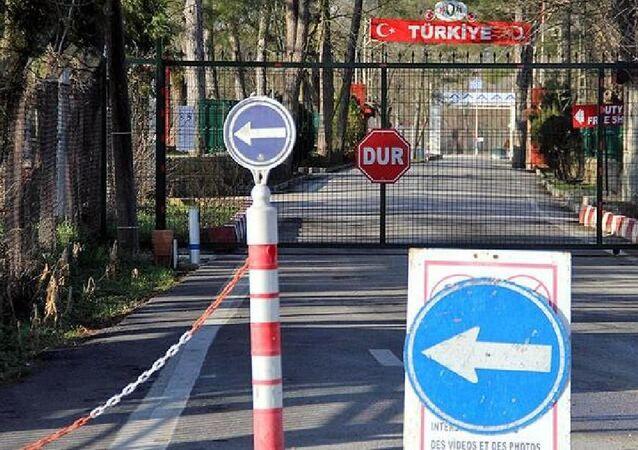 Türkiye Yunanistan sınırı
