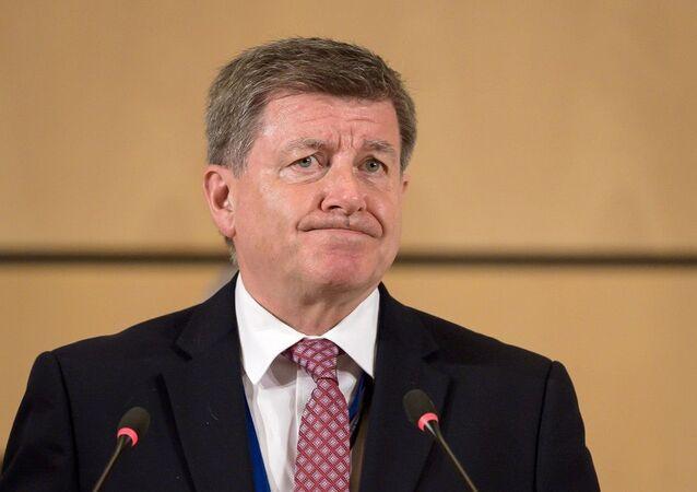 ILO Genel Direktörü Guy Ryder