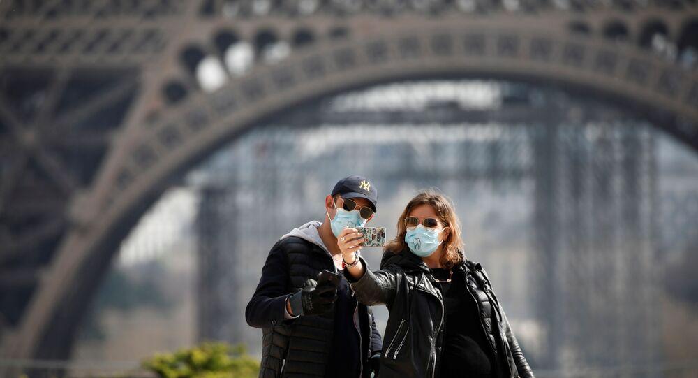Fransa-Paris-koronavirüs