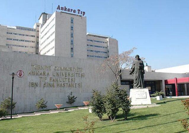Ankara Üniversitesi İbni Sina Hastanesi