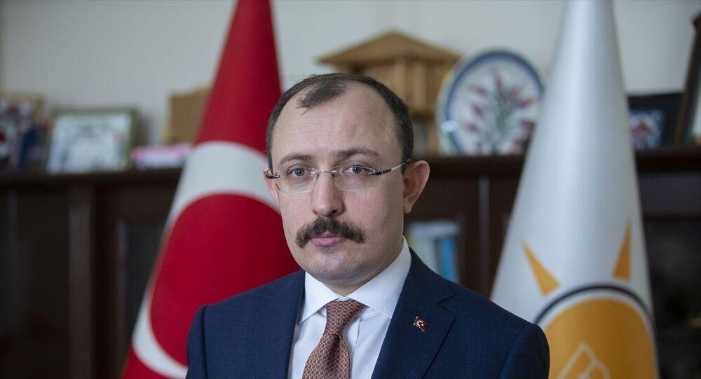 AK Parti Grup Başkanvekili Mehmet Muş (fotoğrafta), AA muhabirine açıklamalarda bulundu.