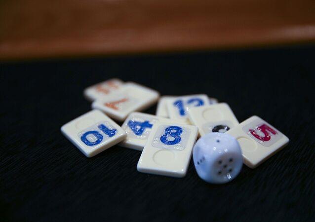 Okey-masa oyunu-oyun