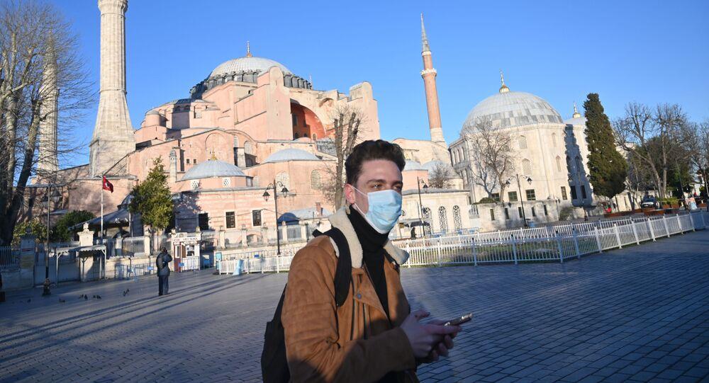 koronavirüs - İstanbul - maske - Türkiye