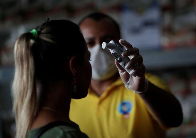 Brezilya'da koronavirüs