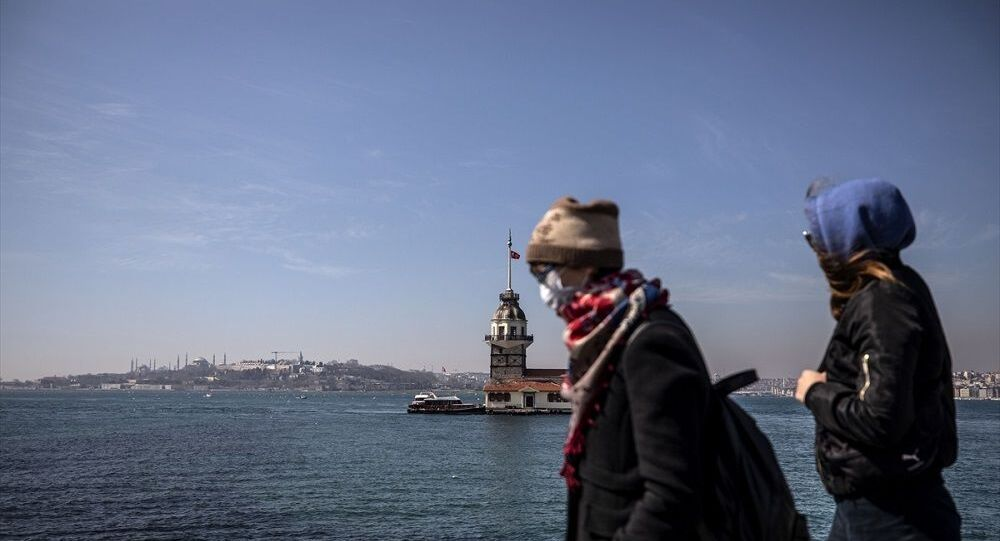 İstanbul'da 'evde kal' çağrısı