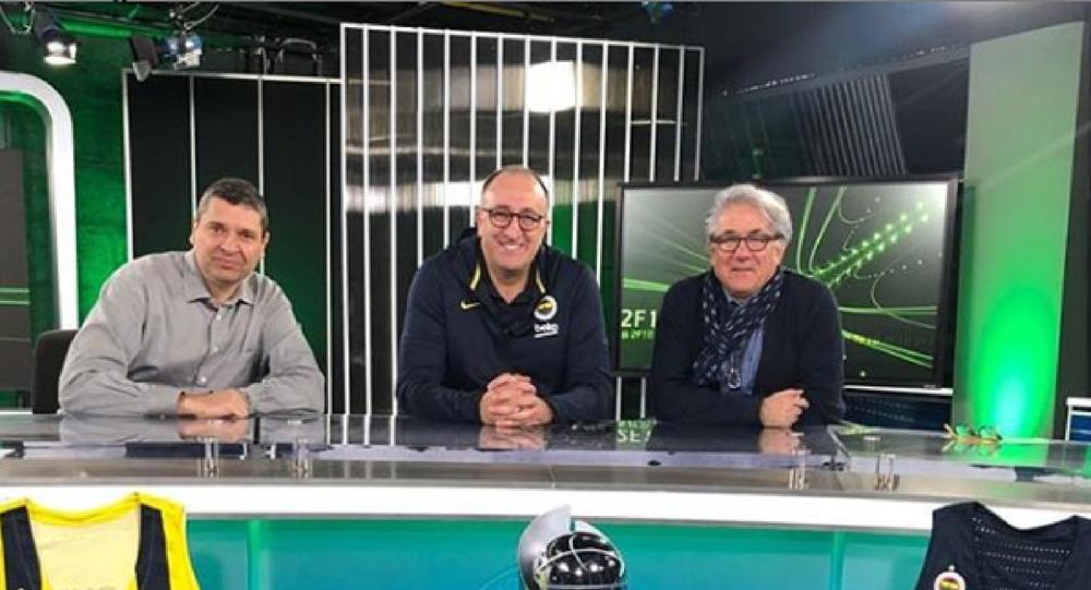 Fenerbahçe Beko Erkek Basketbol Takımı Menajeri Cenk Renda