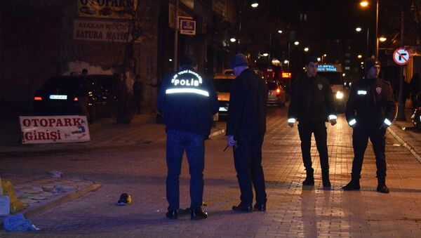 Malatya'da çıkan silahlı kavgada 1 kişi yaralandı. - Sputnik Türkiye