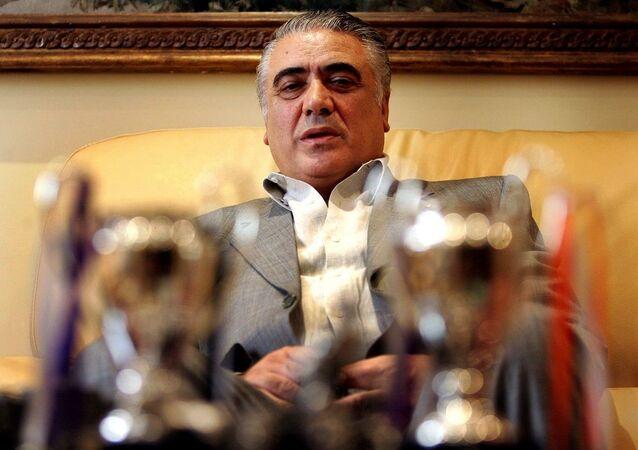 Real Madrid'in eski başkanlarından Lorenzo Sanz