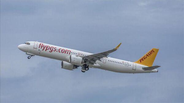 Pegasus Havayolları - Sputnik Türkiye