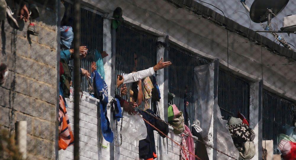 Kolombiya'daki hapishane ayaklanmasında 23 mahkum öldü