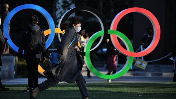 2020 Tokyo Olimpiyat Oyunları - Olimpiyat - koronavirüs - Sputnik Türkiye