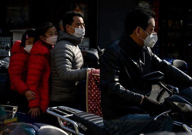 Çin koronavirüs