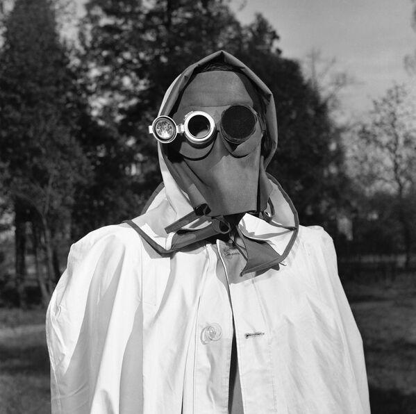 Tarihte kullanılan solunum koruyucu maskeler - Sputnik Türkiye
