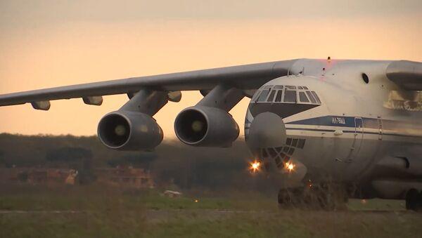 Rusya - İl-76 - Sputnik Türkiye