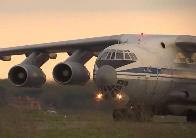 Rusya - İl-76