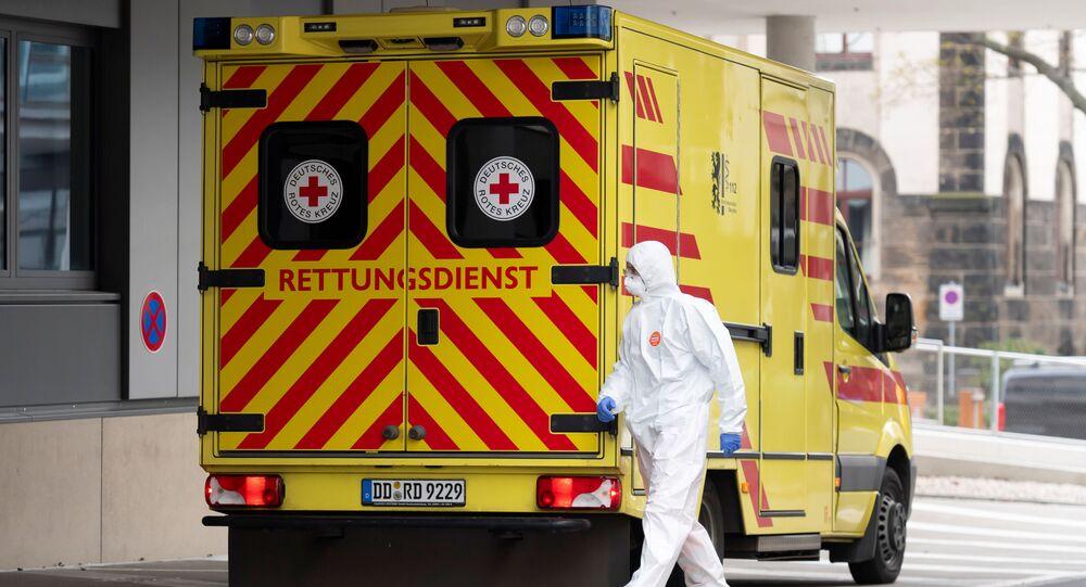 Almanya'da koronavirüs
