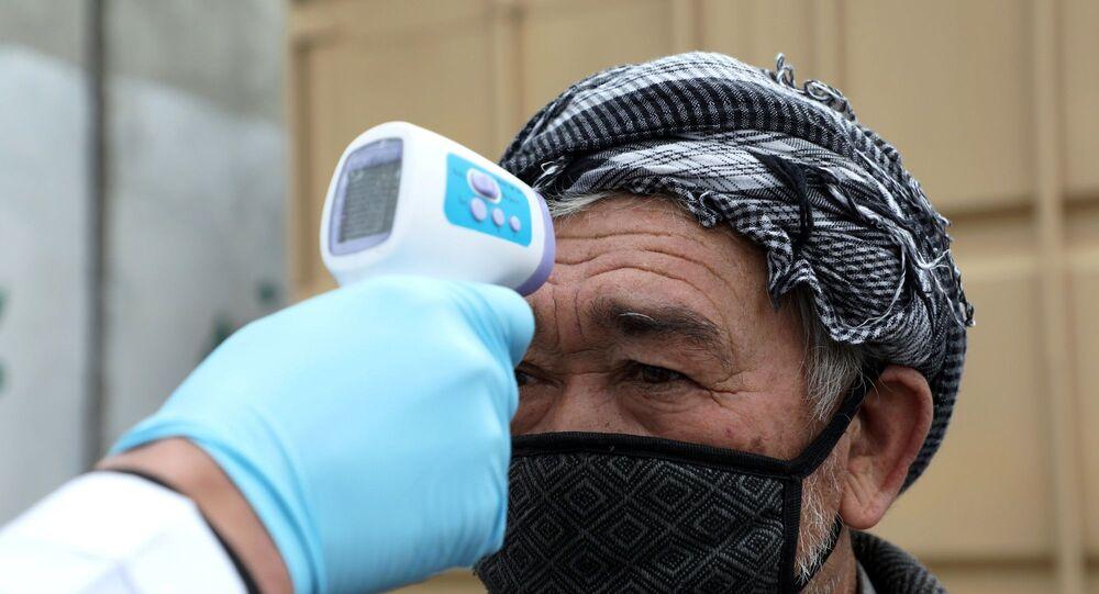 Afganistan - koronavirüs