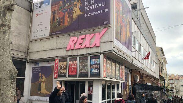 Rexx - Sputnik Türkiye