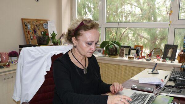 Yeşim Taşova - Sputnik Türkiye