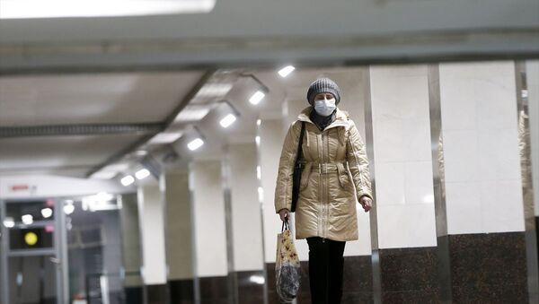 Rusya'da koronavirüs tedbirleri - Sputnik Türkiye