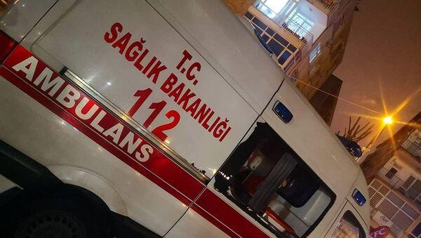 İstanbul, ambulans, saldırı - Sputnik Türkiye