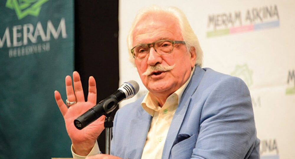 Yazar Yavuz Bahadıroğlu