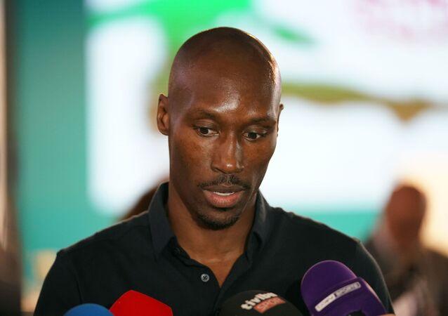 Beşiktaş'ın Kanadalı futbolcusu Atiba Hutchinson