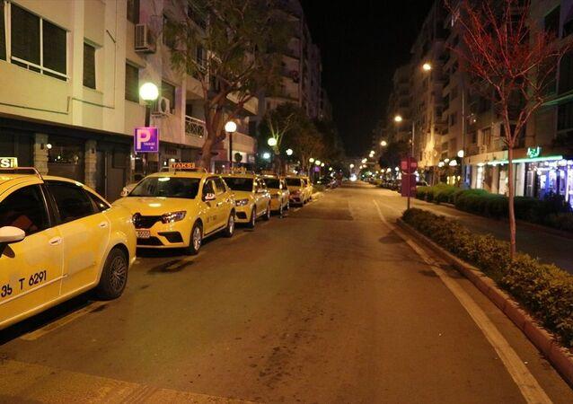Taksiler için plaka sınırlaması