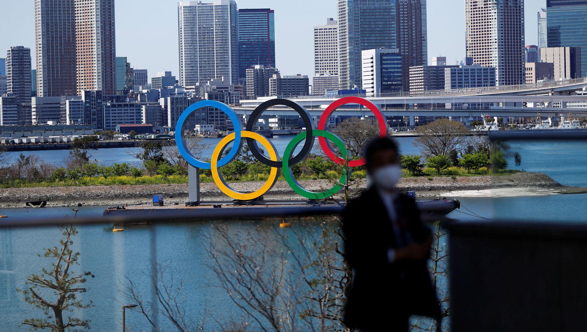 Tokyo 2020 Yaz Olimpiyatları-koronavirüs - Sputnik Türkiye, 1920, 28.07.2021