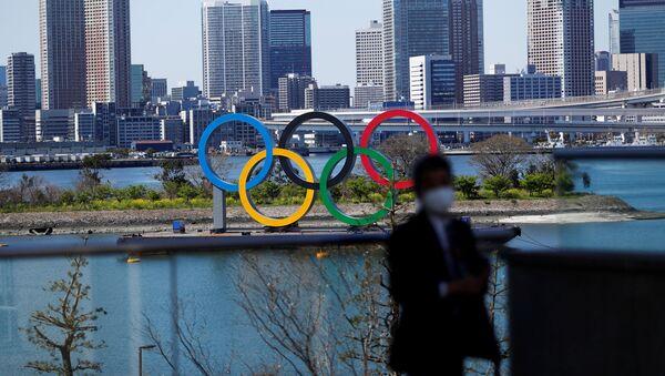 Tokyo 2020 Yaz Olimpiyatları-koronavirüs - Sputnik Türkiye