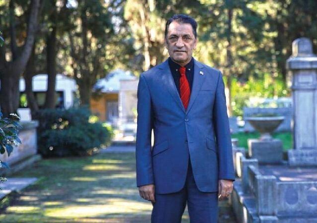 İBB Mezarlıklar Daire Başkanı Ayhan Koç