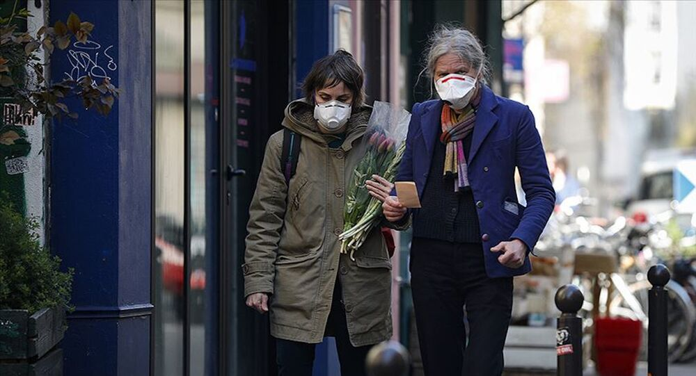 Fransa-koronavirüs