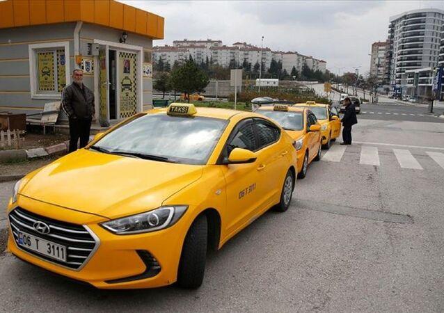 Ankara - Taksi