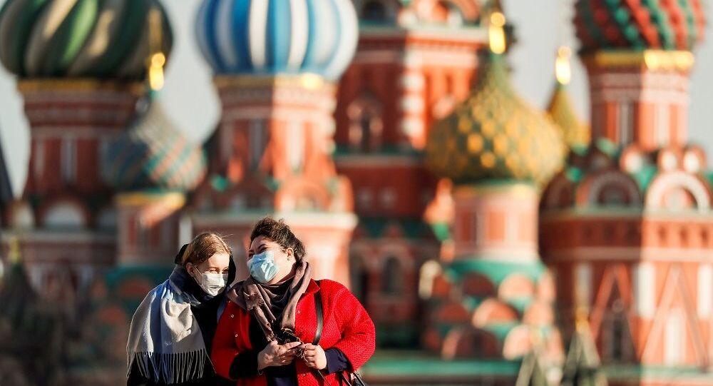 Moskova koronavirüs