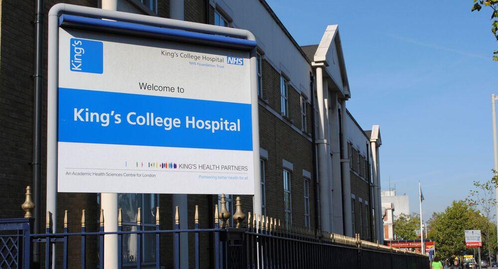 İngiltere, King's College Hospital