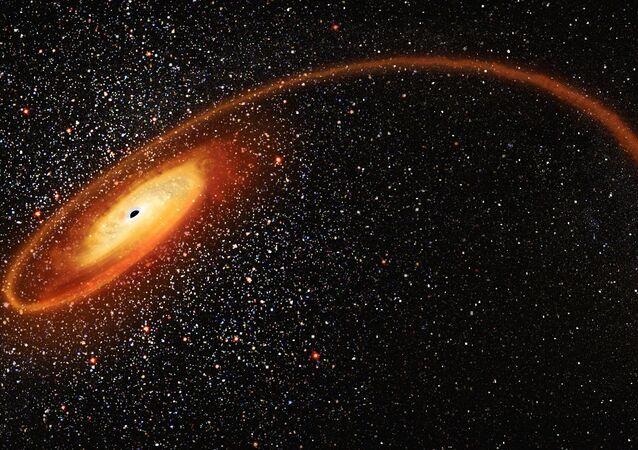 Gök bilimciler, orta büyüklükte bir kara deliğin bugüne kadarki en güçlü kanıtını keşfetti.