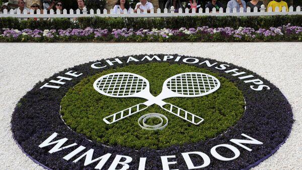 Wimbledon Tenis Turnuvası - Sputnik Türkiye