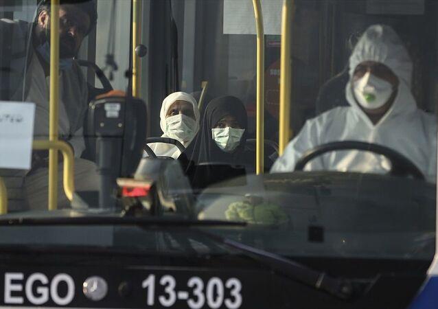Ankara'da karantinaya alınan 2 bin 25 kişi tahliye edildi