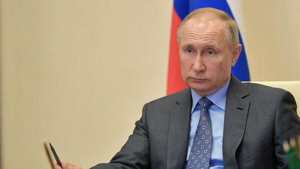 Russia Putin  - Sputnik Türkiye