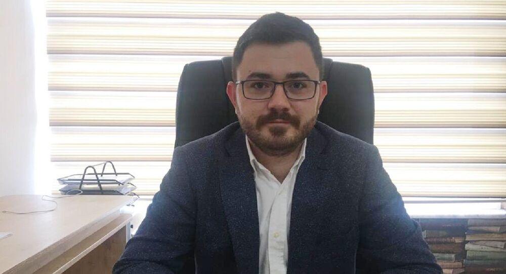 Avukat Emir Akpınar