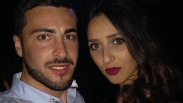 Hemşirelik yapan 28 yaşındaki Antonio De Pace, aynı hastanede çalıştığı doktor olan kız arkadaşı Lorena Quaranta'yı öldürdü. - Sputnik Türkiye