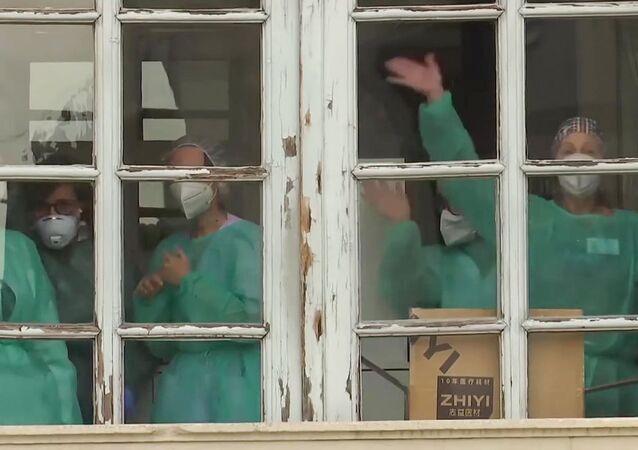 İtalya Rusya Koronavirüs
