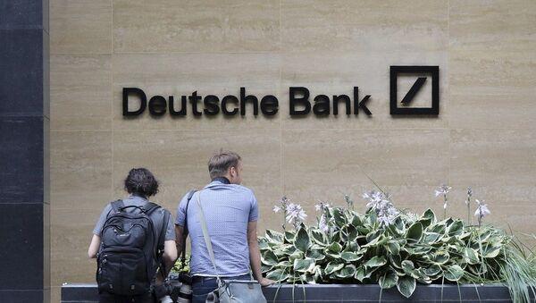 Deutsche Bank - Sputnik Türkiye