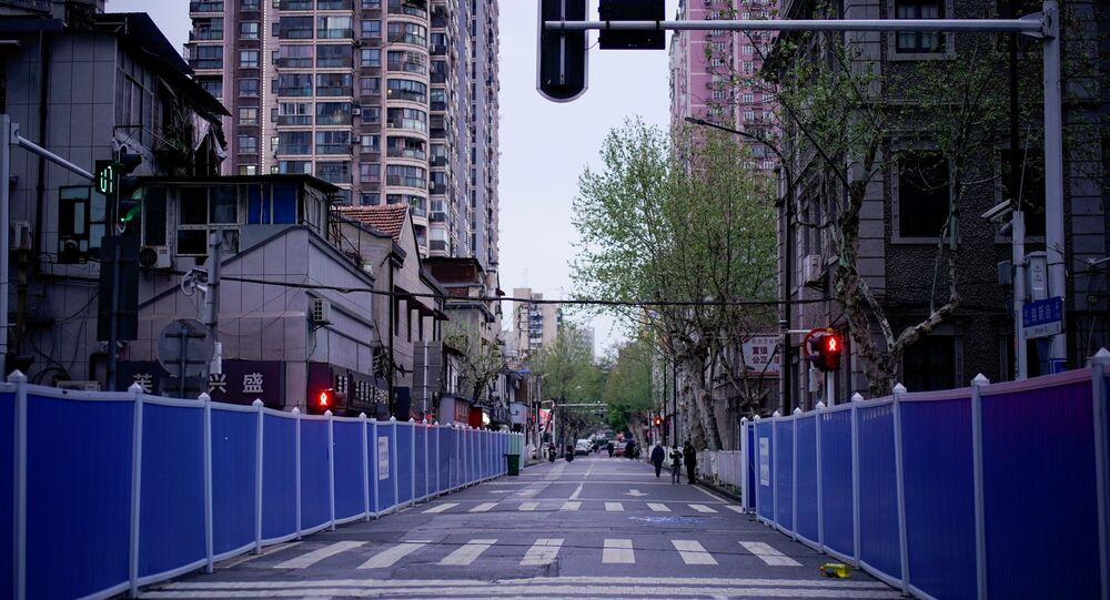 Koronavirüs salgının başlangıç noktası olan Çin'in Hubei vilayetinde bulunan Vuhan kenti